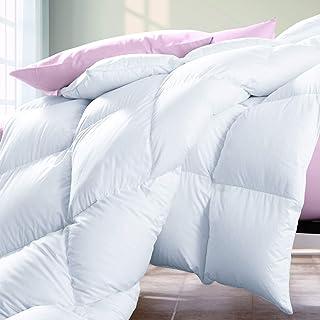 dreamstead 来自 cuddledown 700FP 鹅绒保暖防*羽绒被盖被