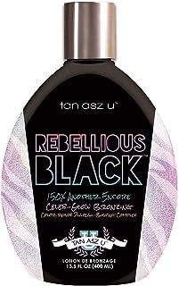Tan Asz U REBELLIOUS 黑色名人-GLow 古铜色 - 399.7 克