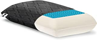 MALOUF Z Travel DOUGH *泡沫 + Z 凝胶枕头可拆卸人造丝绒套