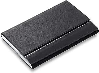 Philippi 超薄名片盒 9 厘米黑色(施华兹)