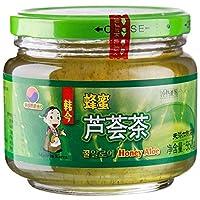 韩今(韩国) 蜂蜜芦荟茶550g(韩国进口)(亚马逊自营商品, 由供应商配送)