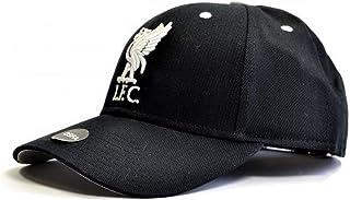 利物浦足球俱乐部黑色撞色帽 - 正品 EPL 商品
