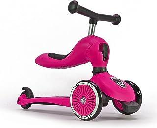 Scoot & Ride Highway Kick 1粉色 Scooter 带座椅96203