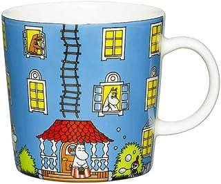 Arabia Moomin House 马克杯 70 周年纪念
