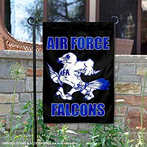 College Flags and Banners Co. Air Force Falcons 复古标志花园旗帜