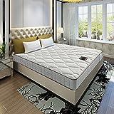 AIRLAND雅兰 时间 正面软硬适中反面偏硬 双面可睡 乳胶床垫 双人弹簧床垫席梦思150*200*24cm(供应商直送)