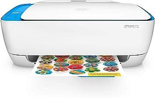 HP 惠普 DeskJet 多功能打印机(打印,扫描,复印,WLAN,Airprint,Instant Ink Ready)白色 / 蓝色 白色