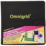 Omnigrid 7-Inch-by-7-Inch Mini Fold-Away Portable Cutting & Pressing Station