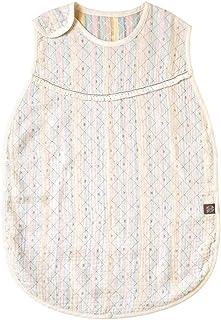 BOBO Cotton×TENCEL纤维 3层纱布睡袋 多彩 キッズ
