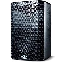 ALTO Professiona 双向电源扬声器,主动分频,性能驱动连接,集成模拟限制器TX208 300 瓦 8 Inch