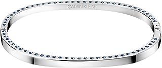Calvin Klein 手镯 Hook Extension 银色×蓝色 KJ06MD04050M