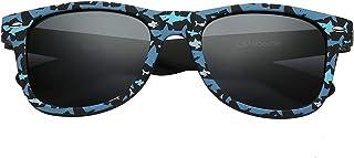 Polarspex 儿童男孩和女孩超舒适偏光太阳镜