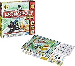 Hasbro 孩之宝 Monopoly 地产大亨 小派对新版 A6984(新老包装 随机发货)