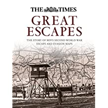 Great Escapes: The story of MI9's Second World War escape and evasion maps (English Edition)