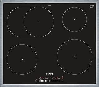 Siemens 西門子 EH645FFB1E iQ300 爐灶 電動 / 陶瓷 / 陶瓷玻璃 / 58.3 厘米 / 定時器 帶開關功能 / 黑色