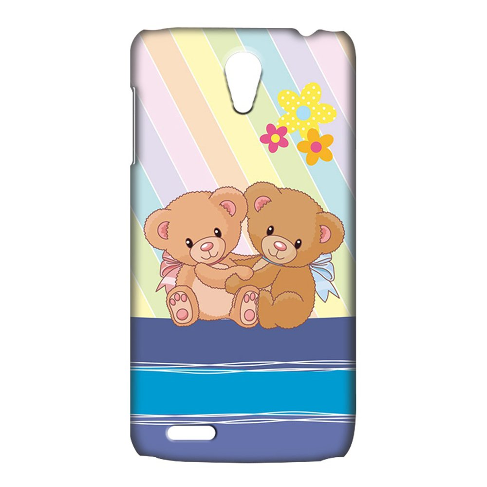 摩品 联想 s650 釉光壳 创意卡通彩绘个性 手机壳 手机套 硬壳 a004