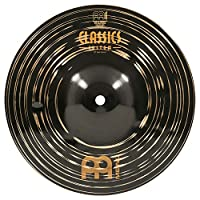 Meinl Cymbals 經典定制CC10DAS Dark Splash -inch