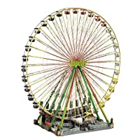 Faller 140470 Ferris Wheel Jupiter HO Scale 搭建套件