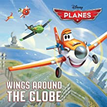 Planes:  Wings Around the Globe (Disney Storybook (eBook)) (English Edition)