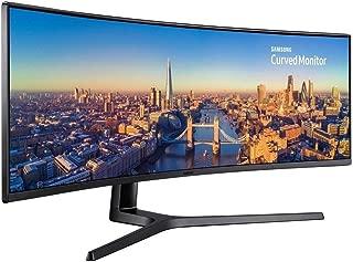 "Samsung C49J890DKN 49""(3840x1080) 32:9 屏幕 LCD 显示器"