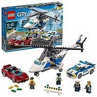 LEGO 乐高  拼插类 玩具  LEGO City  城市系列 高速追捕 60138 5-12岁