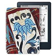 Kindle X 咪咕电子书阅读器 + 敦煌保护套超值套装(包含Kindle X 咪咕电子书阅读器-黑、敦煌保护套-莲动福生)