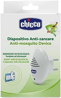 Chicco M00006014 插座式防蚊超声波发生器,白色(德式插头)