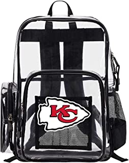 The Northwest Company 堪萨斯城酋长队 NFL 立体透明背包