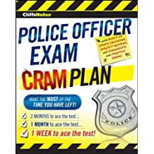 CliffsNotes Police Officer Exam Cram Plan (English Edition)