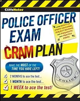 """CliffsNotes Police Officer Exam Cram Plan (English Edition)"",作者:[Inc. Northeast Editing]"