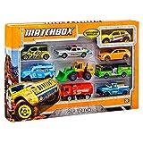 Matchbox火柴盒 9辆汽车礼物套装 (不同风格)