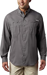 Columbia 男士 Tamiami II 長袖襯衫