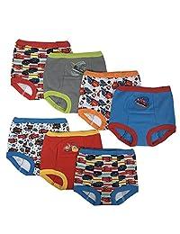 Disney 迪士尼男孩幼儿汽车训练裤 7 件装