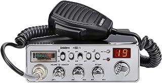 Uniden PC78LTD 40 通道 CB 收音机PC68LTX PC68LTX PC68LTX 银色