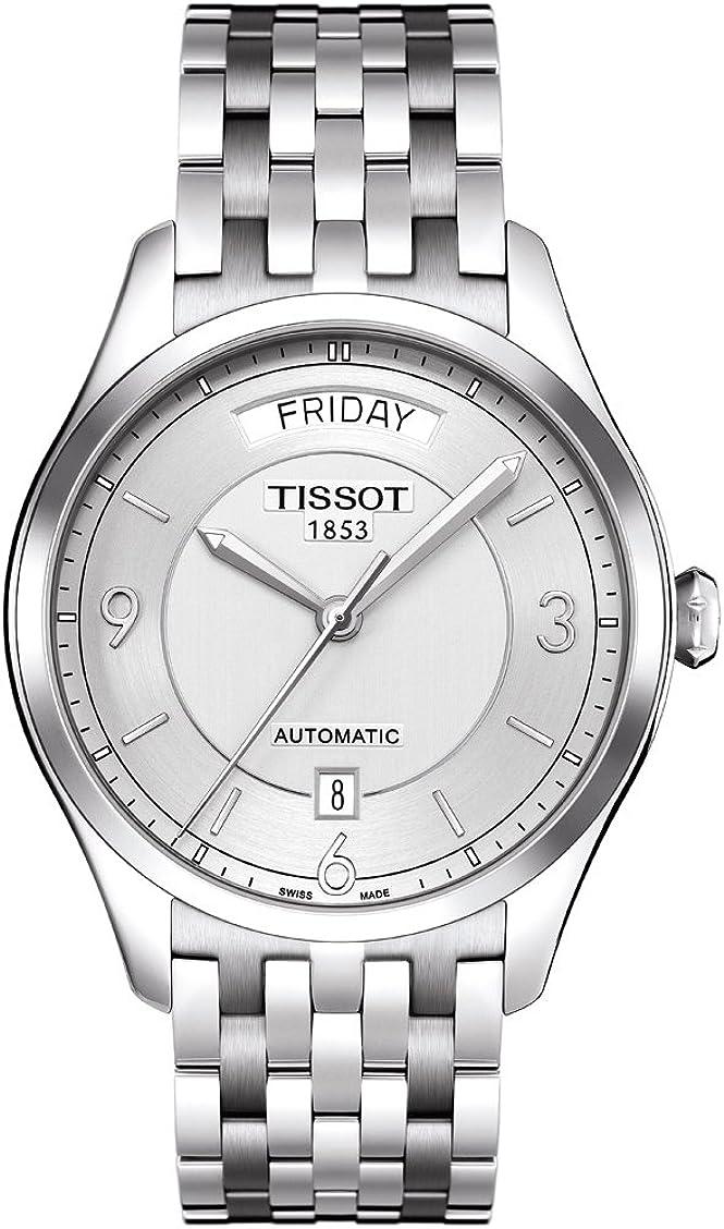 1995.78元  Tissot 天梭 T-Classic唯意系列 T038.430.11.037.00 自动机械男表