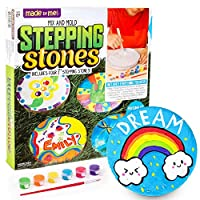 Made By Me Mix & Mold Your Own Stepping Stone by Horizon Group USA