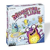 ravensburger monster FLUSH 儿童桌面游戏