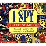 (进口原版) 视觉大发现系列 I Spy Little Numbers