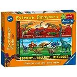 Ravensburger 5516 极限恐龙巨人地板拼图 - 60 片