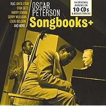 进口CD:爵士钢琴大师奥斯卡.彼得森经典专辑 Oscar Peterson /Songbooks (10CD)600189