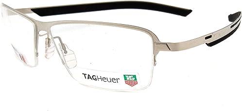 Tag Heuer 豪雅 光学眼镜架3824 004 58/14(进口)(亚马逊自营商品, 由供应商配送)