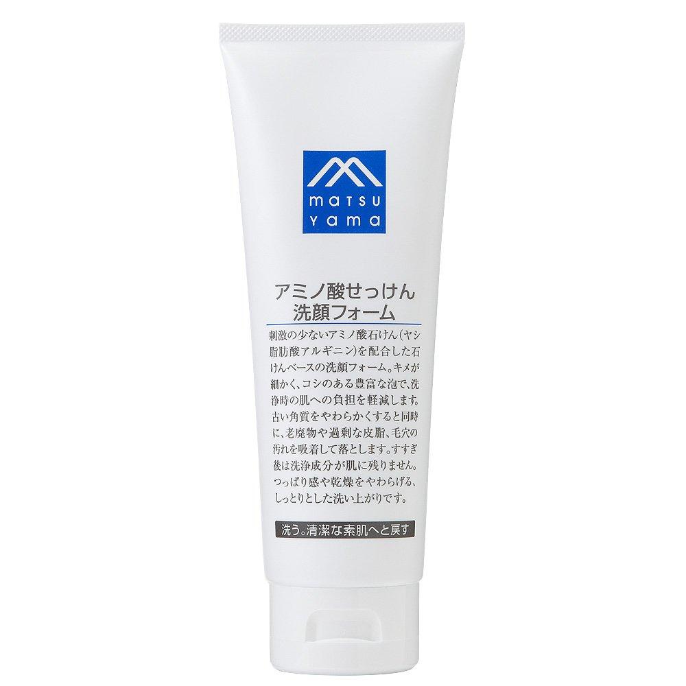 销量第一!M-mark 松山油脂 氨基酸保湿洗面奶 120g Prime会员凑单到手约48元(天猫81元不含税)
