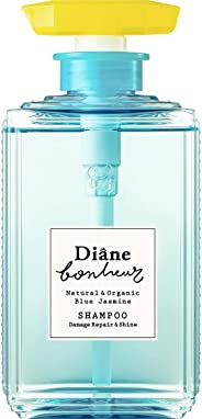 Diane Bonheur 洗发水 蓝茉莉花香型 Damage Repair&Shine *修护套装 光泽润发 500 毫升