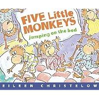 Five Little Monkeys Jumping on the Bed (Read-aloud) (A Five Little Monkeys Story) (English Edition)