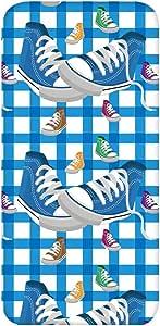 智能手机壳 透明 印刷 对应全部机型 cw-691top 套 运动鞋 鞋 UV印刷 壳WN-PR504409 ZTE Blade E01 图案C