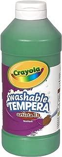 Crayola 洋紅色可水洗鋼漆 Pint 綠色