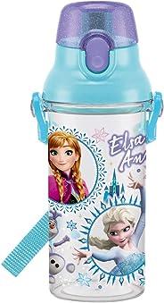 Skater斯凱達 兒童用 水壺 清水杯 480ml 安娜與雪女王 2019年 新設計 迪士尼 日本制造 PSB5TR