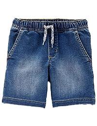 Carter's 套穿超弹力牛仔短裤