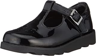 Clarks 女童皇冠 WISH 乐福鞋