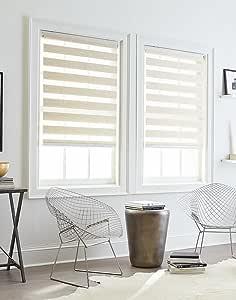 """Curtainworks Linen 23"""" W x 64"""" L HZD608192H01"""